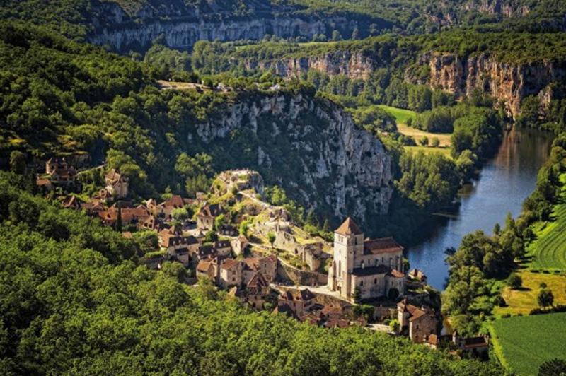 Dordogne Vallei